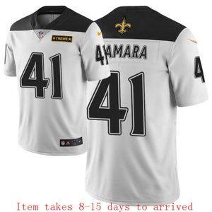NFL Shirts - Saints #41 Alvin Kamara Jersey City Edition